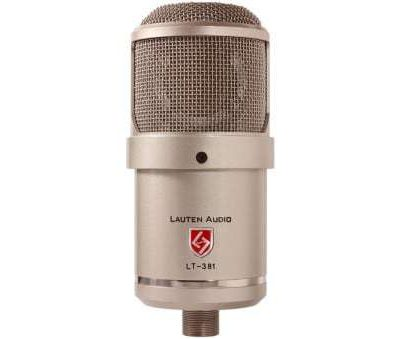Lauten Audio LT-381 Oceanus Tube Condenser Microphone-0