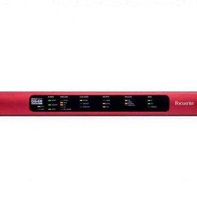 Focusrite RedNet D64R