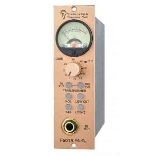 Fredenstein F601A Microphone Preamplifier