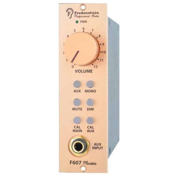 Fredenstein F607 Monitor Controller Front Mode