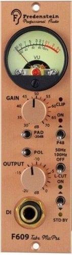 Fredenstein F609 Microphone Preamp