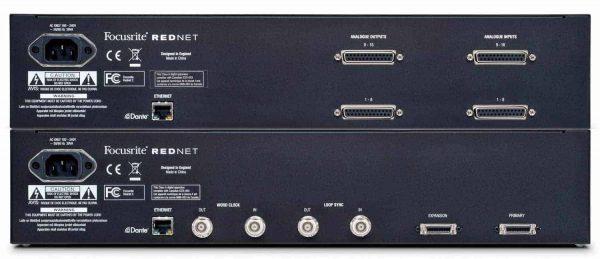 Focusrite RedNet 2+5 HD Package
