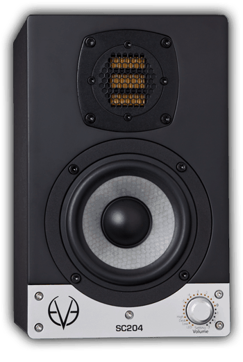 Eve Audio SC204 2-Way Monitor - Pair Front Mode