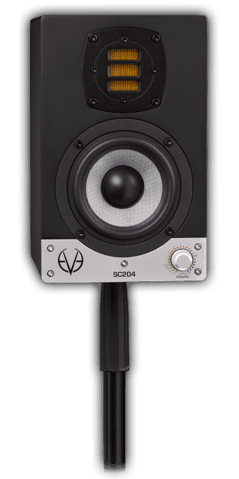 Eve Audio SC204 2-Way Monitor - Pair Stand Mode