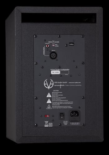 Eve Audio SC208 Monitor - Pair Rear Mode