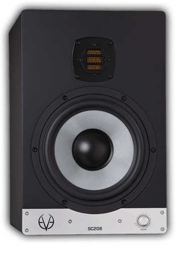 Eve Audio SC208 Monitor - Pair Front Mode
