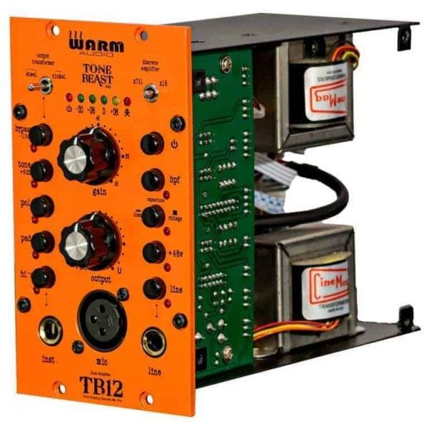 Warm Audio TB12 500 Series Microphone Preamp