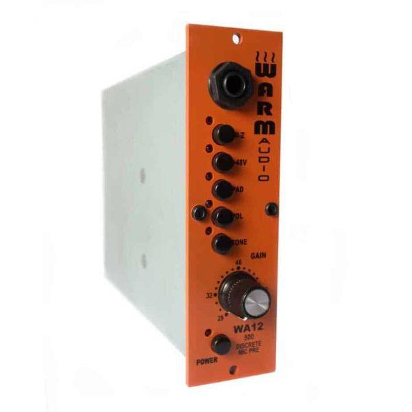 Warm Audio WA12 500 Series Microphone Preamp