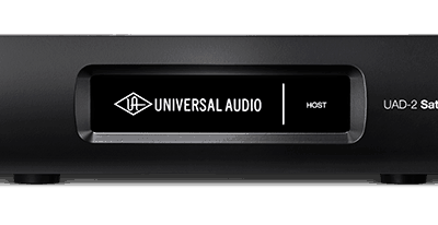 Universal Audio UAD-2 Satellite Thunderbolt OCTO Ultimate - Desktop DSP Accelerator with Ultimate 4 Bundle