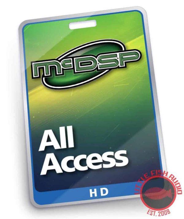 McDSP All Access HD-0