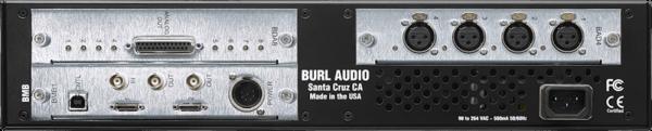 Burl Audio B16 Mothership - DANTE Mode