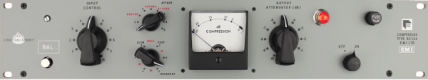 Chandler Limited RS124 Compressor (with internal power supply)