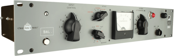 Chandler Limited RS124 Compressor (with internal power supply) Angle Mode