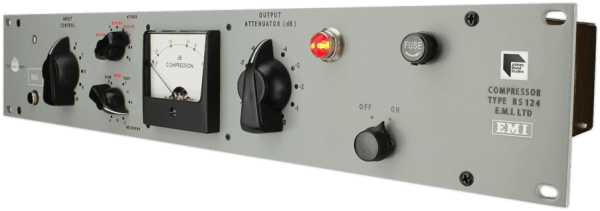 Chandler Limited RS124 Compressor (with internal power supply) Mode