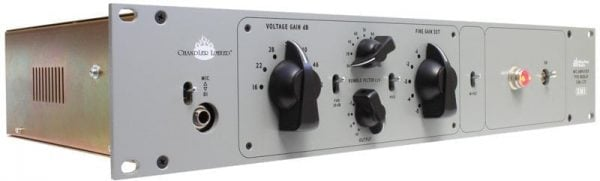 Chandler Limited REDD.47 Microphone Preamp (with internal power supply) Angle Mode