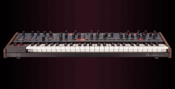 Dave Smith OB-6 Keyboard Front Mode
