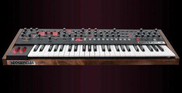 Dave Smith Prophet 6 Keyboard