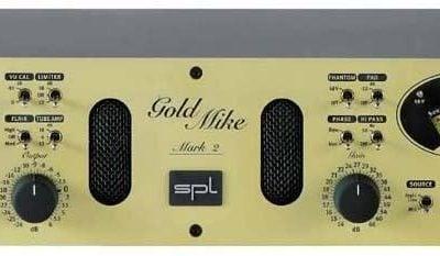 SPL Gold Mike Mk 2 - Microphone Preamp