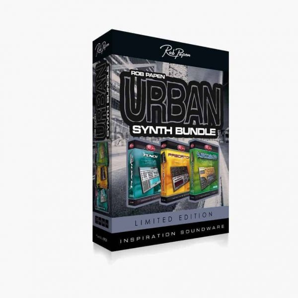 Rob Papen Urban Virtual Synthesizer Bundle (Electronic Delivery Only)