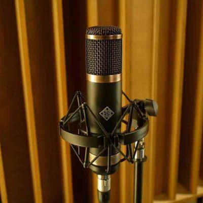 Telefunken CU 29 Copperhead Cardiod Microphone