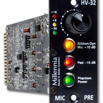 HV-32 Microphone Preamplifier Module-0