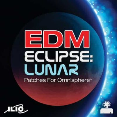 ILIO EDM Eclipse: Lunar (Patches for Omnisphere1.5 and 2.0) Fast eDelivery