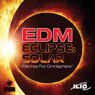 ILIO EDM Eclipse: Solar (Patches for Omnisphere 1.5 and 2.0) Fast eDelivery