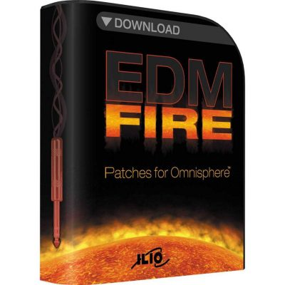 ILIO EDM – Fire (Patches for Omnisphere1.5 and 2.0) Fast eDelivery