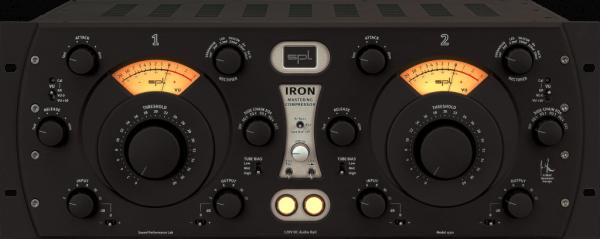 SPL Iron Mastering Compressor
