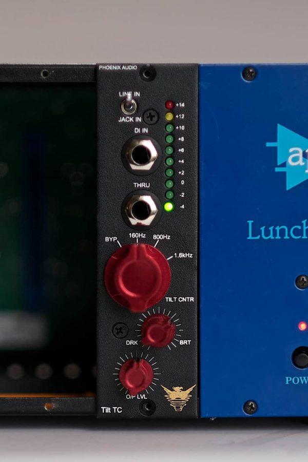 Phoenix Audio TILT TONE CHANNEL 500 series EQ