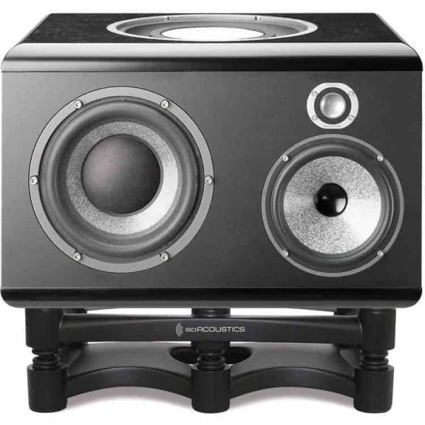 IsoAcoustics ISO-L8R430 Studio Monitor Stand - Single New Mode