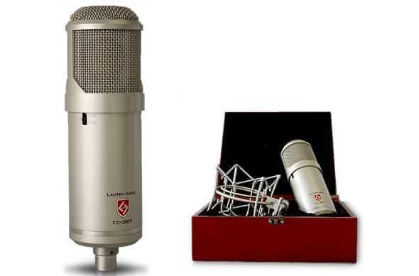 Lauten Audio Atlantis FC-387 Large Diaphragm Condenser Microphone-0