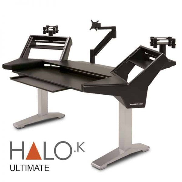 Argosy Halo Ultimate K-XL-B-S Studio Workstation