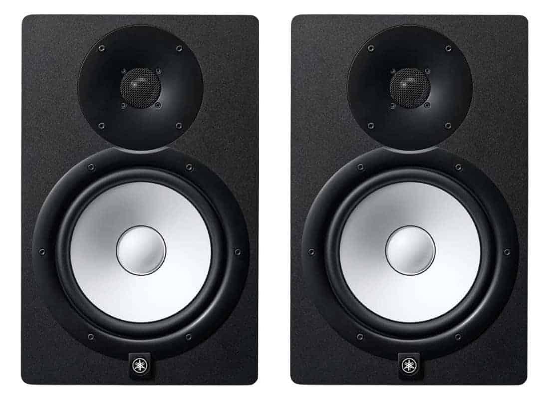 Yamaha HS8 Powered Studio Monitor - Pair