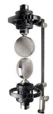 Cascade Fat Head Microphone Stereo Pair Blumlein Package