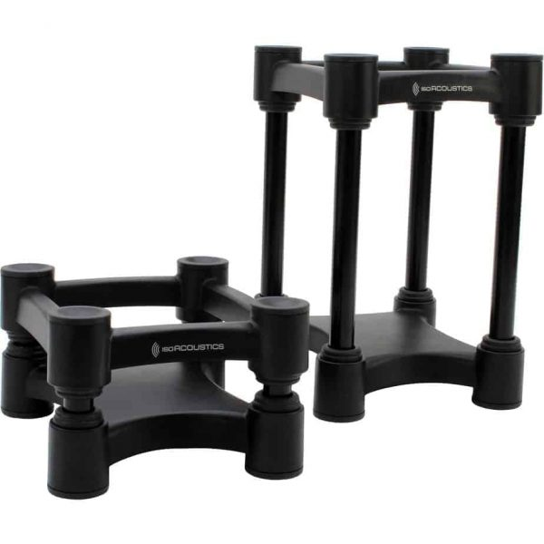 IsoAcoustics ISO-L8R155 Studio Monitor Stand - Pair