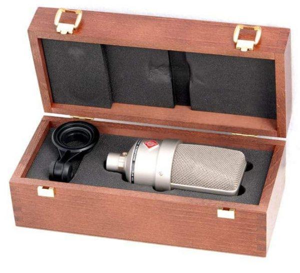 Neumann TLM 103 Large Diaphragm Cardioid Studio Microphone in Box