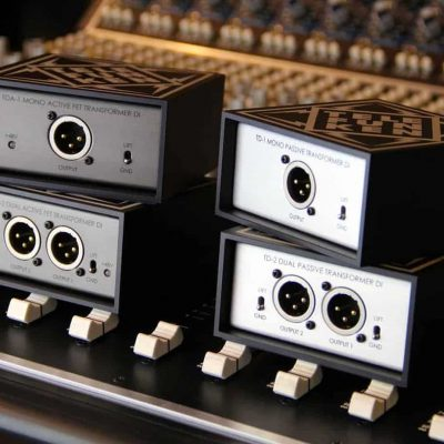 Telefunken TDA-2 Active Stereo DI