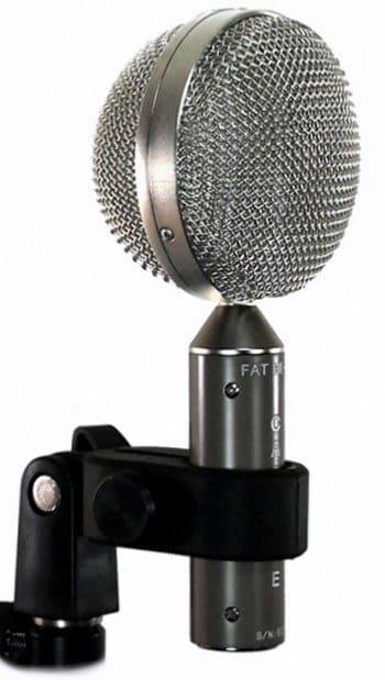 Cascade Fat Head BE Short Ribbon Microphone Mode