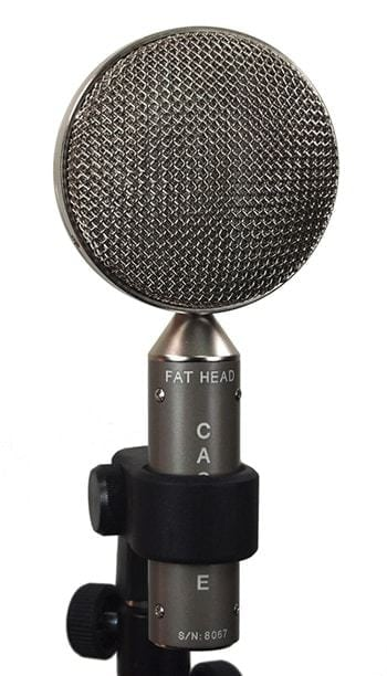 Cascade Fat Head BE Short Ribbon Microphone