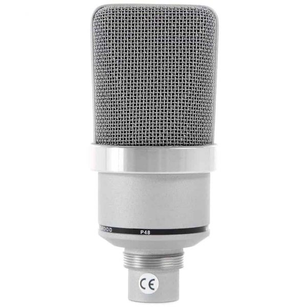 Neumann TLM 102 Large Diaphragm Cardioid Studio Microphone Back