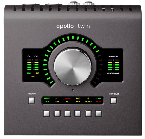 Apollo Twin Quad 7
