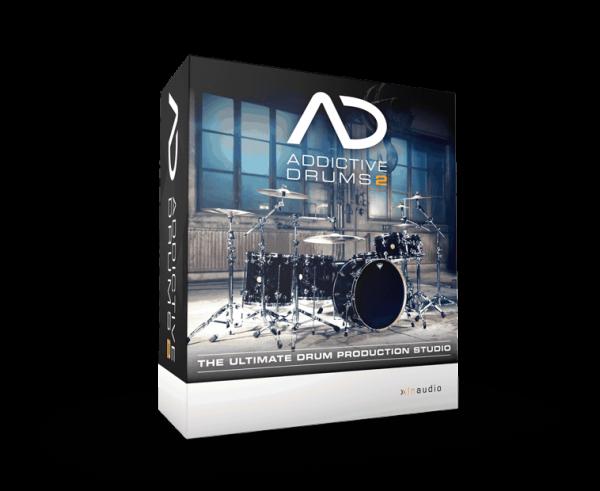 XLN Audio Addictive Drums 2 VST, AU, AAX -0