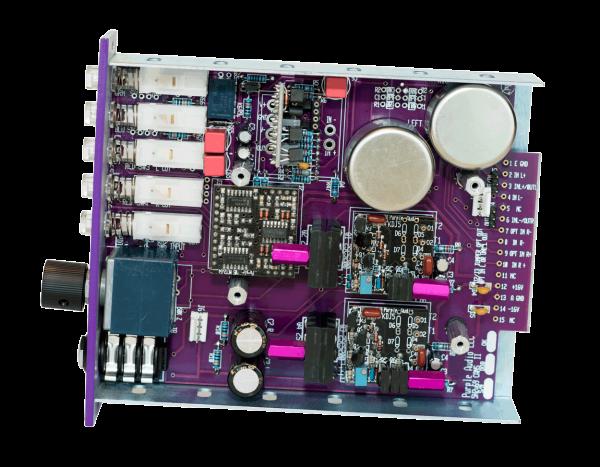 Purple Audio CANS ll - 500-Series Stereo Headphone Amp