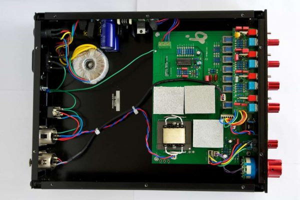 Phoenix Audio DRS Q4 Dual Mono Mic Pre/EQ/DI