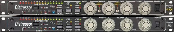 Empirical Labs EL8X Distressor Single Channel Distressor