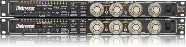 Empirical Labs EL8 Digitally Controlled Analog Knee Compression