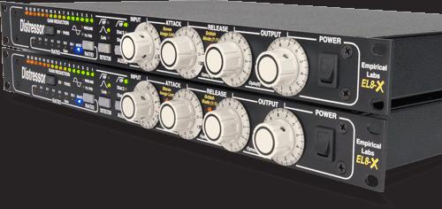 Empirical Labs EL8X Distressor Single Channel Distressor Right Mode