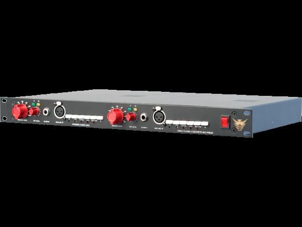 Phoenix Audio DRS 2 Dual Mono Mic Pre Amp DI-19373