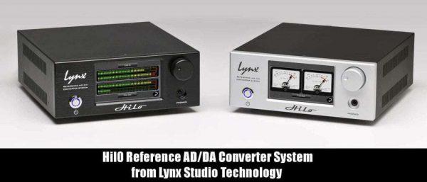 Lynx Hilo Reference Converter System-16163